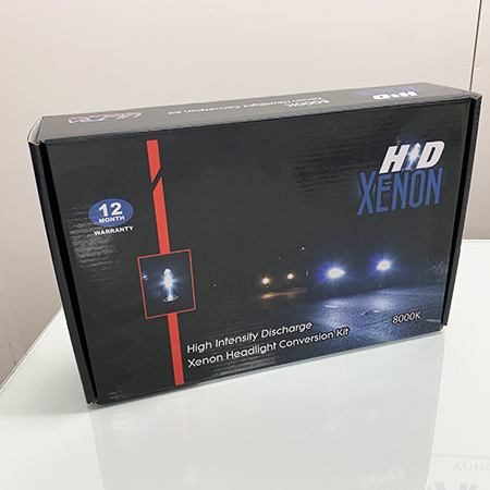 HID bulb kit
